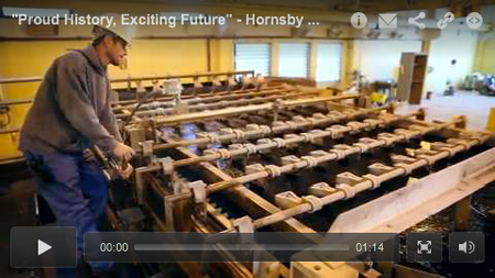 """Proud History, Exciting Future"" - Hornsby Bend, TX - June 2014 TPO Profile"
