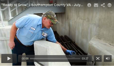 """Ready to Grow"" - Southampton County, Va. - July 2013 TPO Video Profile"