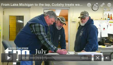 From Lake Michigan to the tap, Cudahy treats water right