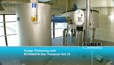Watch the Innovative RoS2S Disk Thickener in Operation
