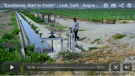 """Excellence, Start to Finish"" - Lodi, Calif. - August 2013 TPO Video Profile"