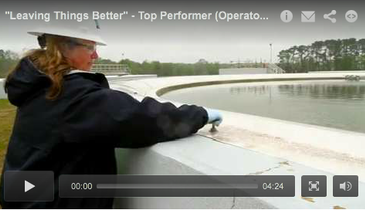 """Leaving Things Better"" - Top Performer (Operator) - September 2013 TPO"