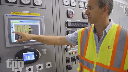 Most Facilities Pay for Electricity — This Treatment Plant Creates Its Own