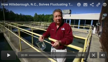 How Hillsborough, N.C., Solves Fluctuating Turbidity