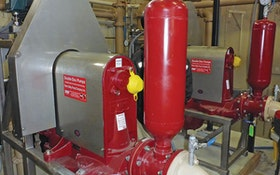 Penn Valley Pump Helps Michigan Sanitary District Pull Thick Sludge