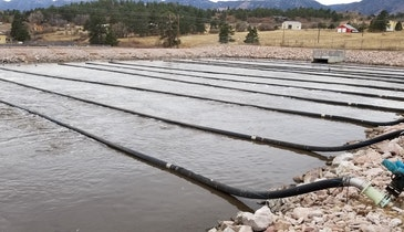 Tri-Lakes WWTF Combines Biolac Long Sludge Age Treatment System with MRI Plate Settlers to Achieve Low Nutrient Limits