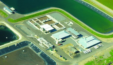 Healdsburg WWTP Upgraded to MemPulse MBR System with B4ON Membranes, 10 Years and Counting