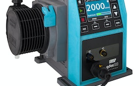 Peristaltic Pump Technology Cuts Maintenance Time to Just 5 Minutes