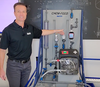Quick Disconnects for Blue-White Flex-Pro Peristaltic Metering Pumps