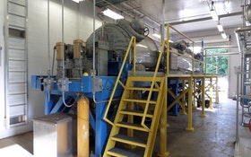 Drying Facility Saves Money by Quickly Producing Quality Biosolids