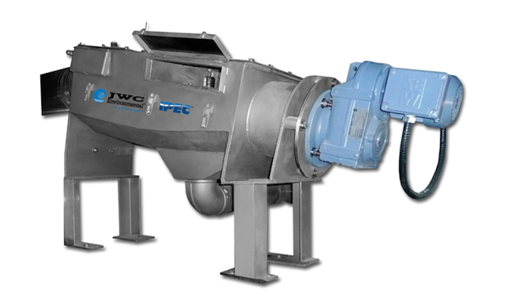A Pretreatment Solution for Remote Treatment Works