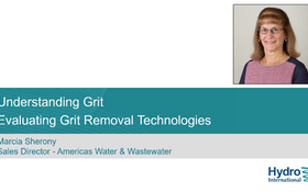 Evaluating Grit Removal Technologies