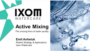 Active Mixing: The Unsung Hero of Water Quality