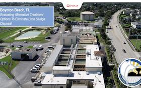 Webinar Recording: Evaluating Alternative Treatment Options to Eliminate the Need for Lime Sludge Disposal in Boynton Beach, FL