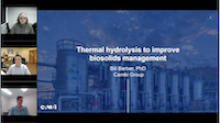 Webinar: Adding Value with CambiTHP for Biosolids Management: Perspective From Two Utilities