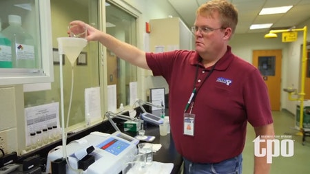 Salem Water Plant Overcomes Obstacles With Source Water