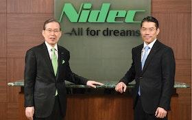 Nidec names Yoshimoto as new president
