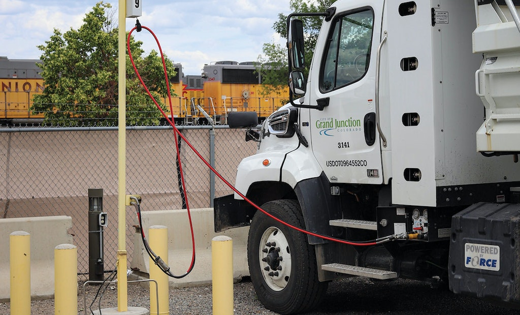Experience in Colorado Shows the Growth Potential of Biogas as Vehicle Fuel and in Pipeline Injection
