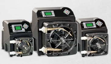 Rugged Yet Precise Metering Pumps