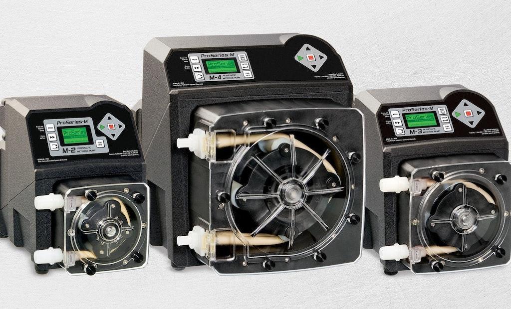 Rugged Yet Precise Metering Pumps