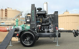 Vaughan Portable Bypass Pump