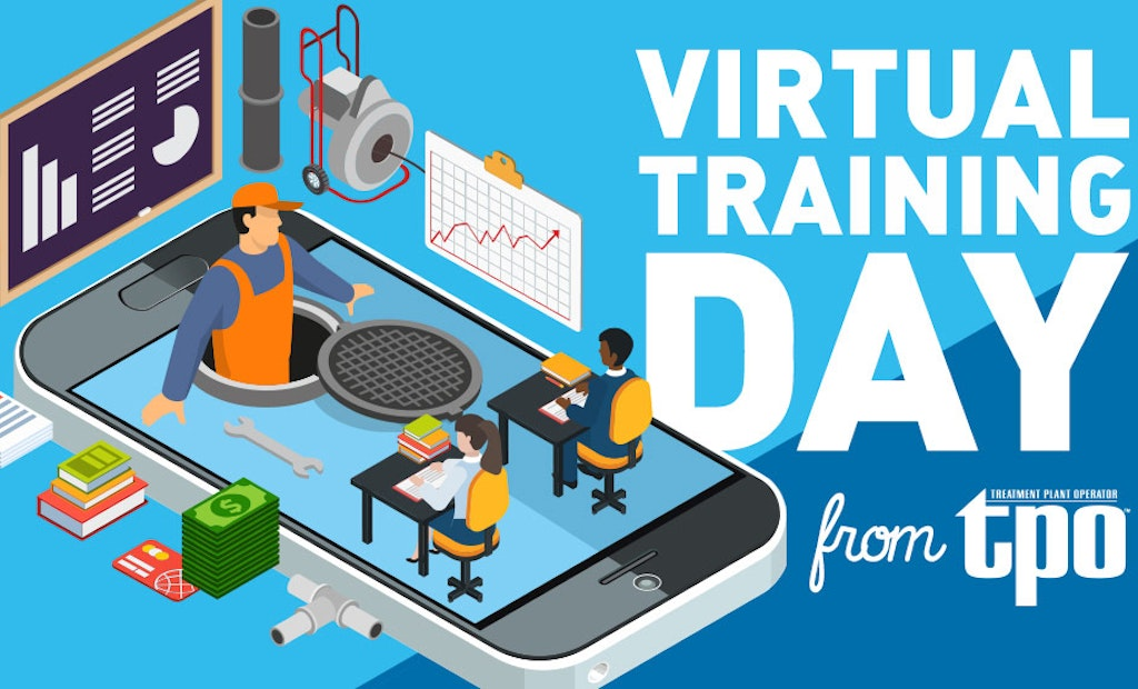 Share Your Industry Knowledge Via Treatment Plant Operator's Virtual Training Day