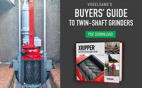 Twin-Shaft Grinder Guide: A Comprehensive Solids Reduction Resource