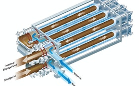 Tube-in-Tube Heat Exchangers Offer Quality Heat Transfer, Low Headloss