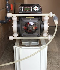 Metering Pump Upgrade Saves Water District Valuable Time