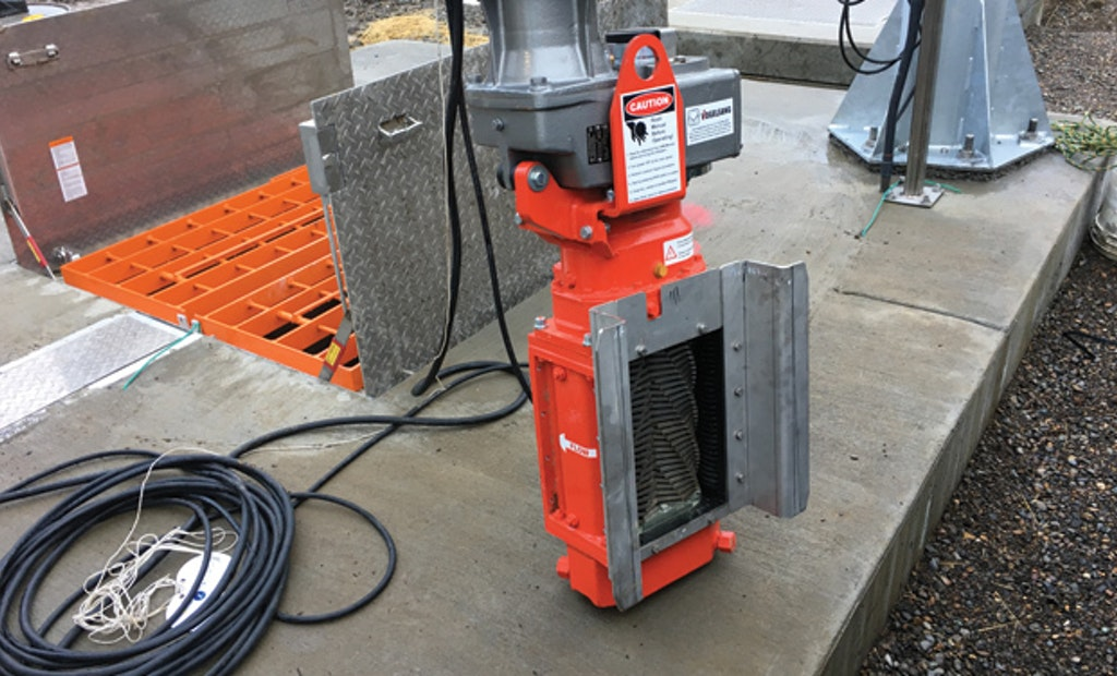 How Twin-Shaft Grinders Are Protecting Lift Stations