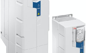ABB Automation ACQ580 variable-frequency drive