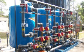 AdEdge's AD26 Oxidation/Filtration System Removes Contaminants