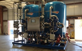 City Solves Iron and Manganese Problems With Treatment System