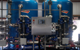 Iron and Manganese Removal: Treating the Water of Roswell, Georgia