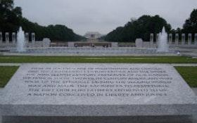 Even War Memorials Need Clean, Contaminant-Free Water