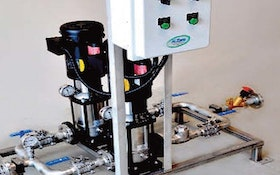 Water/Wastewater Reuse - AdEdge Water Technologies H2Zero Backwash/Recycle System