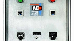 Chemical/Polymer Feeding Equipment - AdEdge Water Technologies ADIN CO2 injection system