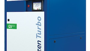 High-Efficiency Motors/Pumps/Blowers - Aerzen Turbo G5Plus