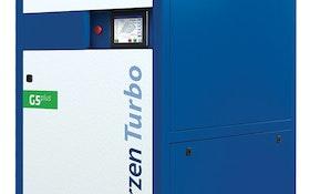 High-Efficiency Motors/Pumps/Blowers - Aerzen Turbo G5Plus
