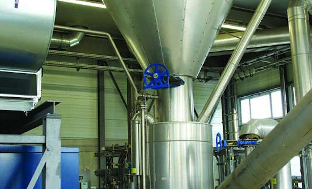 AirPrex Process Solves Struvite Problems