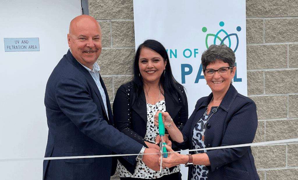 New WWTPs in Alberta Create 208 New Jobs