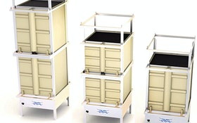 Membrane Bioreactors - Alfa Laval MBR filtration modules