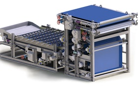 Alfa Laval Press Gives Operators More Control of Dewatering and Enables Greater Throughput