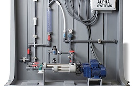SEEPEX ALPHA Systems offer complete process control