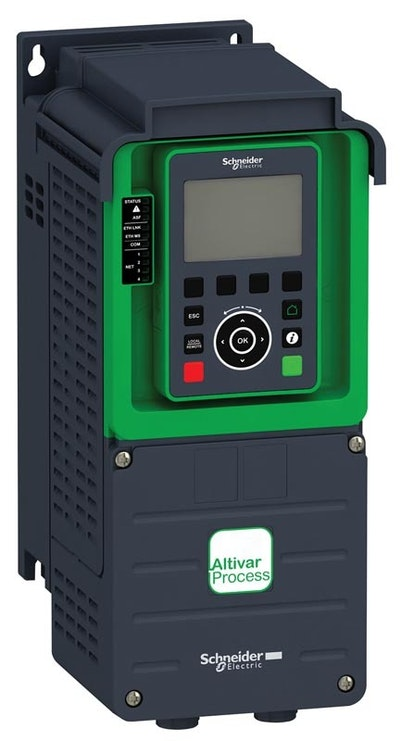 Advanced Drives From Schneider Electric