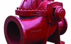 Centrifugal Pumps - American-Marsh Pumps 340 HD Split Case