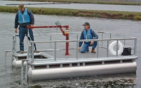 Lagoons/Lagoon Components - American Pleasure Products Utility Service Barge