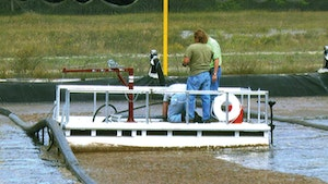 Lagoon Products - American Pleasure Products Utility Service Barge