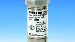Sensors - AMETEK PMT Products Model IDT