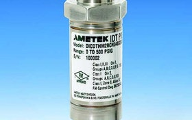 Sensors - AMETEK PMT Products Model IDT